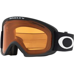 Oakley O-Frame 2.0 Pro XL Schneebrille Damen black/persimmon & dark grey black/persimmon & dark grey