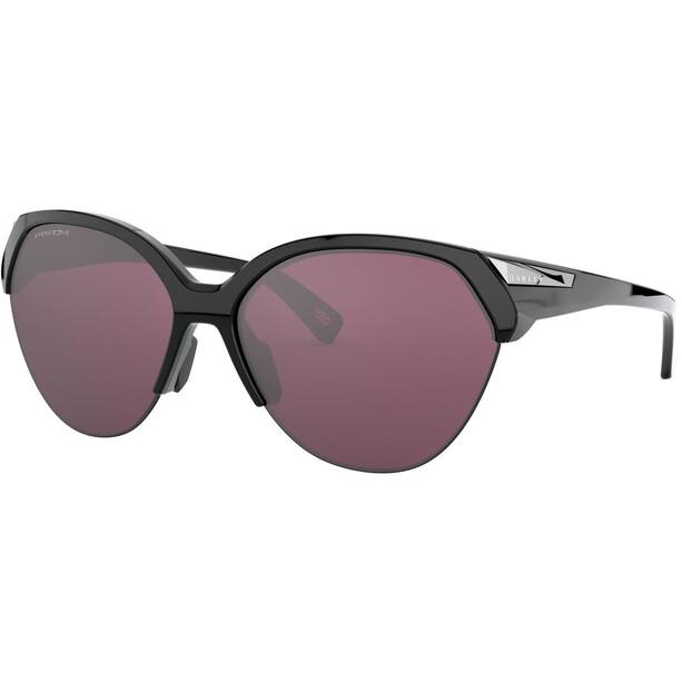 Oakley Trailing Point Sonnenbrille Damen schwarz/lila