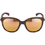 Oakley Low Key Sonnenbrille Damen matte brown tortoise/prizm rose gold polarized