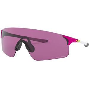 Oakley EVZero Blades Sonnenbrille lila/weiß lila/weiß