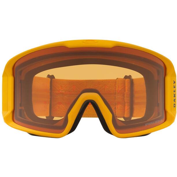 Oakley Line Miner XL Schneebrille Herren prizm icon mustard yellow oran/prizm persimmon