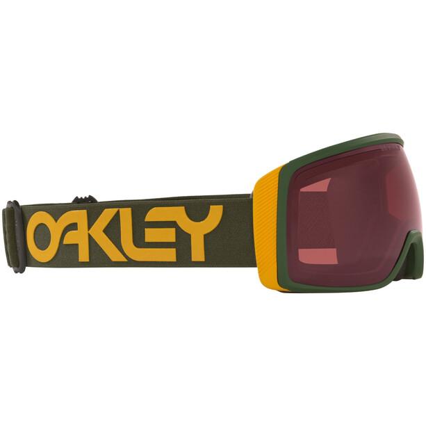 Oakley Flight Tracker XS Snow Goggles, vaaleanpunainen/oliivi