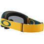 Oakley O-Frame 2.0 Pro Schneebrille Jugend balsam mustard/dark grey & persimmon