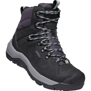 Keen Revel IV Mid Polar Schuhe Damen black/harbor gray black/harbor gray