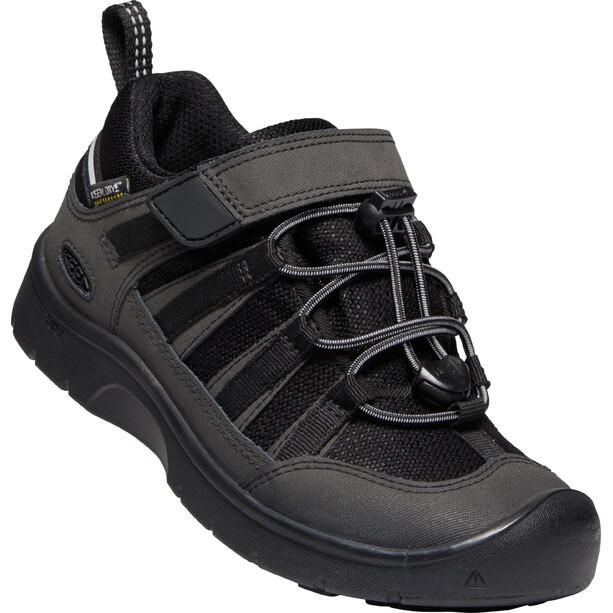 Keen Hikeport 2 Low WP Schuhe Jugend black/black