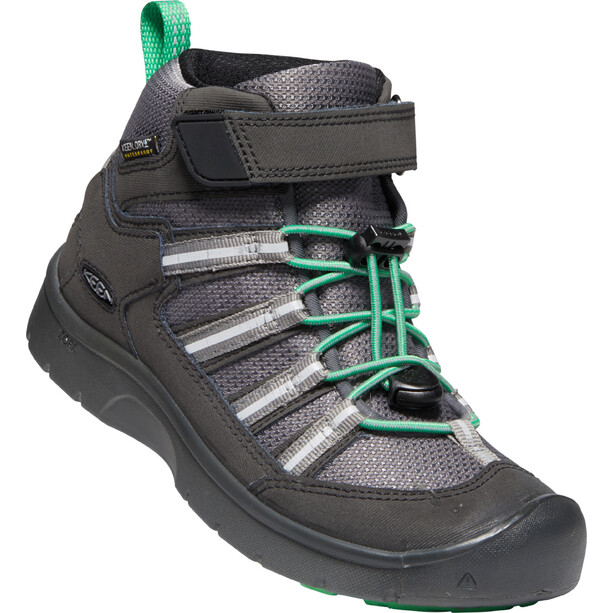 Keen Hikeport 2 Sport Mid WP Schuhe Jugend black/irish green