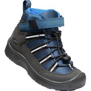 Keen Hikeport 2 Sport Mid WP Schuhe Kinder blau/grau blau/grau