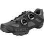 Giro Sector MTB Schuhe Damen black/dark shadow