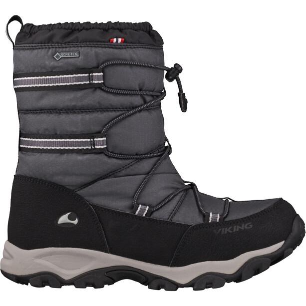 Viking Footwear Tonstad GTX Stiefel Kinder black/charcoal