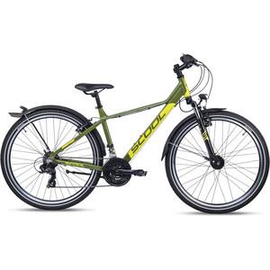 s'cool troX EVO 26 21-S 2. Wahl Kids green/lemon matt green/lemon matt