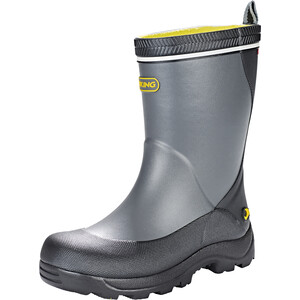 Viking Footwear Storm Rubber Boots Kids dark grey/multi dark grey/multi
