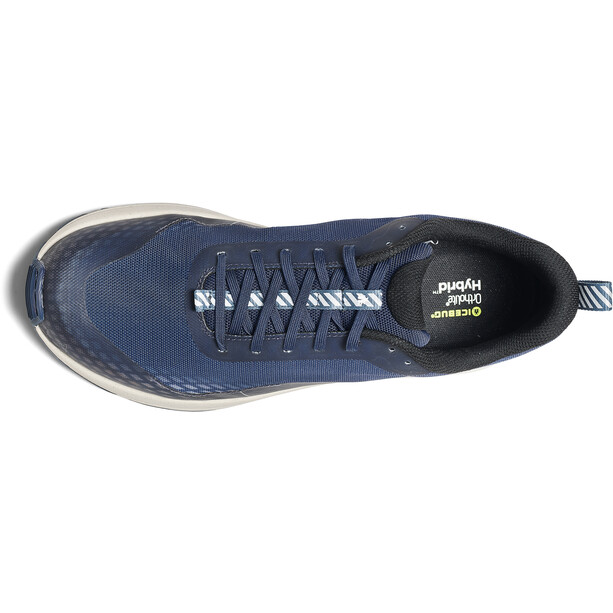 Icebug NewRun BUGrip Shoes Herr nightsky