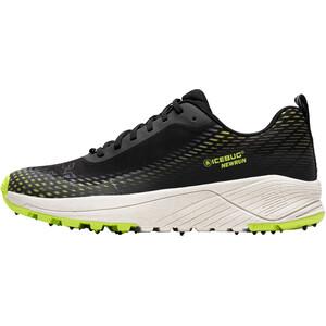 Icebug NewRun BUGrip Running Shoes Women black/poison black/poison