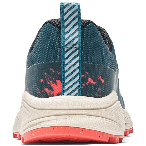 Icebug OutRun RB9X Running Shoes Women teal/mango
