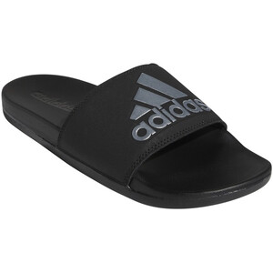 adidas Adilette Comfort Slipper Damen core black/silver metal/core black core black/silver metal/core black