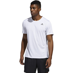 adidas Run It T-shirt Herrer, white white