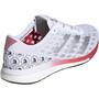 adidas Adizero Boston 9 BS Schuhe Herren footwear white/silver metal