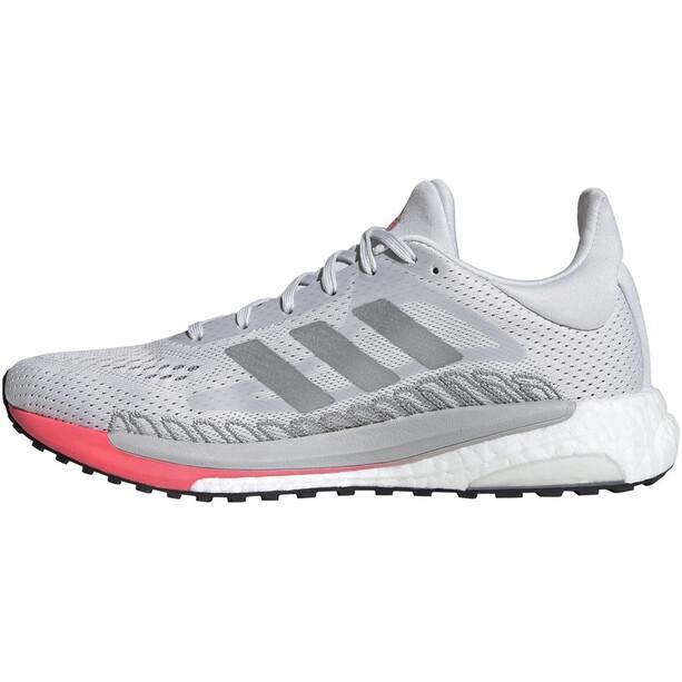 adidas Solar Glide 3 Schuhe Damen dash grey/silver metal/signal pink