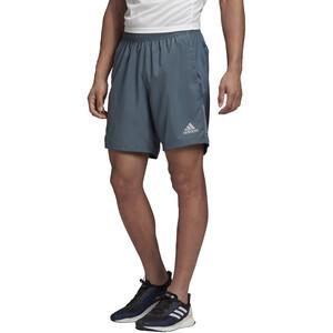 "adidas OWN The Run Shorts 7"" Herren legacy blue/reflective silver legacy blue/reflective silver"