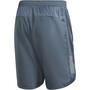 "adidas OWN The Run Shorts 7"" Men legacy blue/reflective silver"