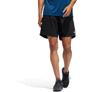 "adidas OWN The Run Shorts 9"" Herren black/grey six black/grey six"