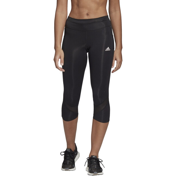 adidas OWN The Run Tights Damen black