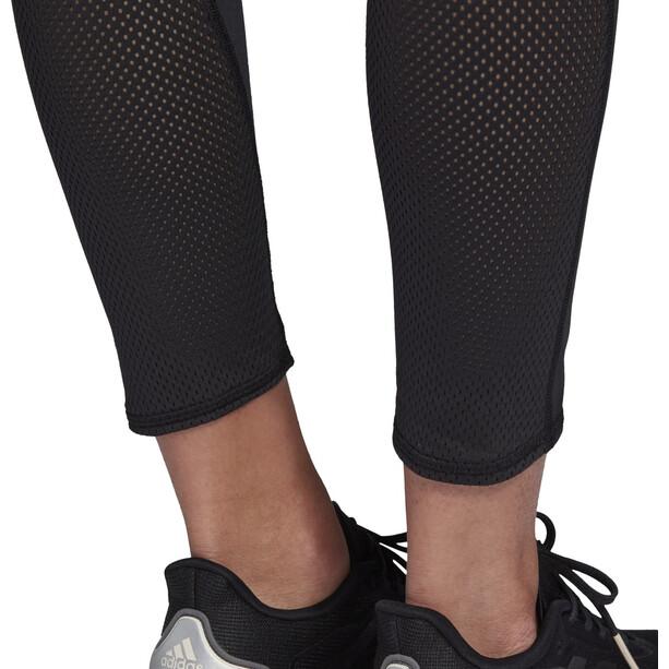 adidas How we do Kurze Tights Damen black