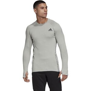 adidas Adi Runner Langarmshirt Herren metal grey metal grey