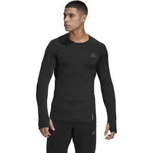 adidas Adi Runner LS Shirt Men, black black