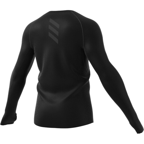 adidas Adi Runner Langarmshirt Herren black