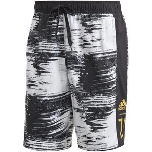 adidas JUVE CLX CL Shorts Herren black black