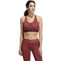 adidas DRST ASK P BOS Sport BH Damen legacy red/maroon