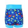 Zoggs Sea Saw Schwimmwindel Kinder blau/bunt