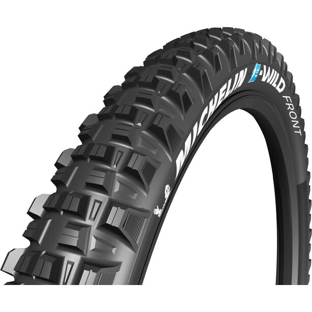 """Michelin E-Wild Faltreifen 27.5x2.80"""" TLR Gum-X für Vorderrad black"""