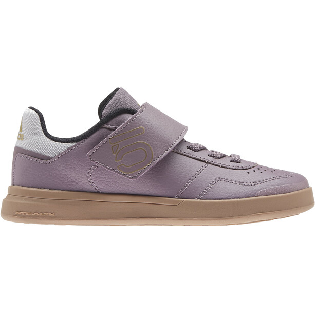 adidas Five Ten Sleuth DLX VCS MTB Schuhe Kinder core black/matte gold/grey two