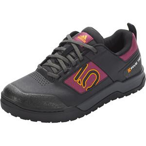 adidas Five Ten Impact Pro MTB Schuhe Damen core black/signal orange/power berry core black/signal orange/power berry