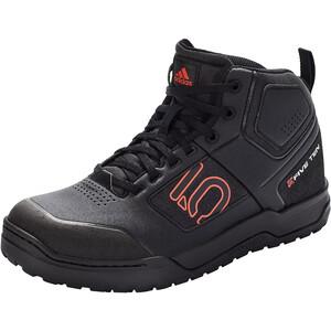 adidas Five Ten Impact Mid Pro MTB Schuhe Herren schwarz schwarz