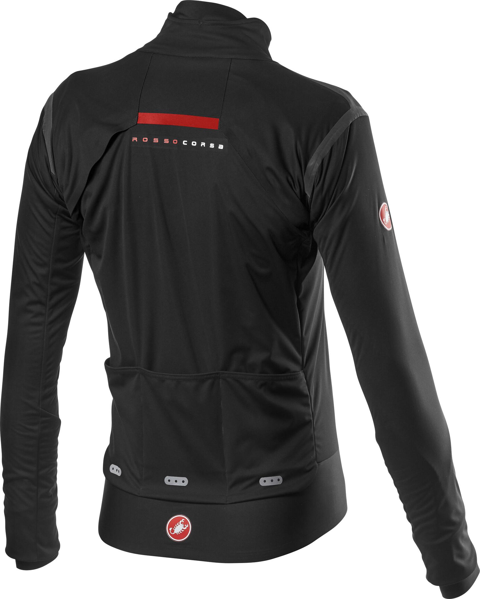 Castelli Perfetto ROS Convertible Jacket (Herr) Hitta