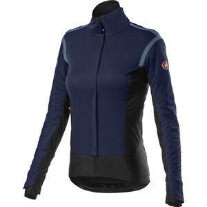 Castelli Alpha RoS 2 Jacket Women savile blue savile blue