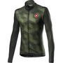 Castelli Cubi Full-Zip Langarm Trikot Herren military green