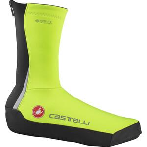 Castelli Intenso UL Überschuhe Herren gelb/schwarz gelb/schwarz