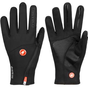 Castelli Mortirolo Handschuhe Herren schwarz schwarz