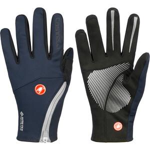 Castelli Mortirolo Handschuhe Herren blau blau