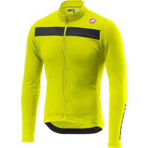 Castelli Puro 3 Trikot FZ Herren gelb gelb