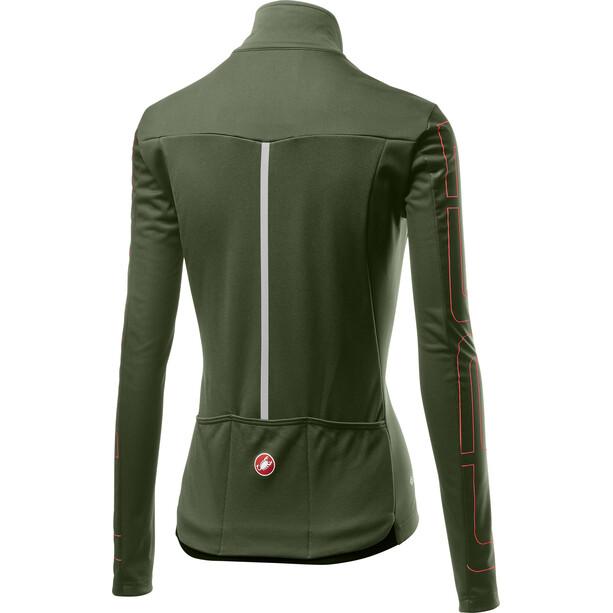 Castelli Transition Jacket Women military green