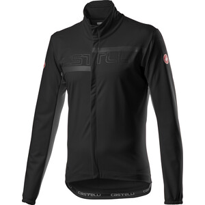 Castelli Transition 2 Jacke Herren light black light black