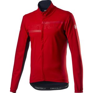 Castelli Transition 2 Chaqueta Hombre, rojo/negro rojo/negro