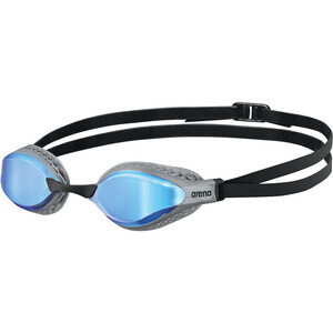 arena Airspeed Mirror Schwimmbrille blue/silver blue/silver