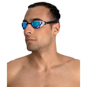 arena Cobra Core Swipe Mirror Schwimmbrille blue/silver blue/silver