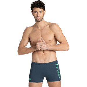 arena Everyday Shorts Herren shark/golf green shark/golf green